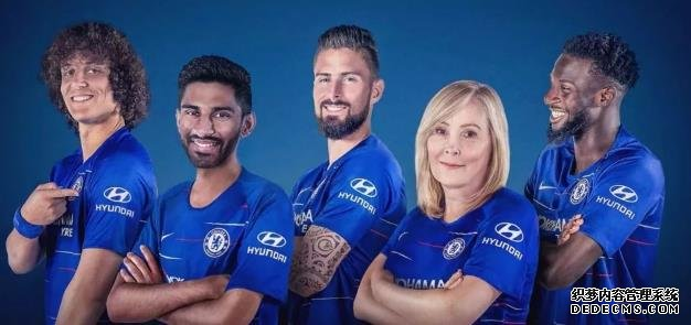 汽车足球不分家,切尔西与现代签下英超最贵衣袖广告