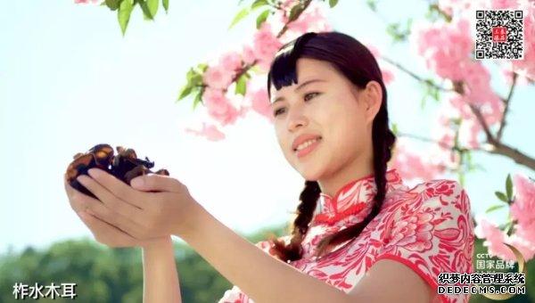 """央视公益广告│柞水""""小木耳""""登上央视""""大荧屏"""""""