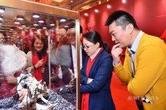 九五至尊珠宝2019帝王文化之旅主题年会在深举办