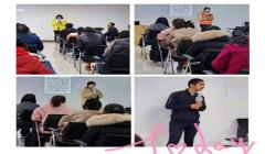 人社局举行第四期短视频创业培训班